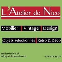 Atelier de Nico