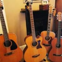 Nick Tann Guitar, Bass & Singing Lessons Eastleigh Winchester