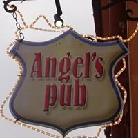Angels Pub - mních BJ