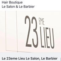 Le 23eme Lieu, Salon de Coiffure & Blow Dry Bar