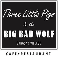 Three Little Pigs & the Big Bad Wolf