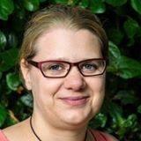 Stéphanie, accompagnatrice en solutions bureautiques
