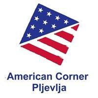 American Corner Pljevlja
