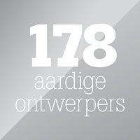 178 aardige ontwerpers