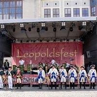 Leopoldsfest Dessau auf dem Markt