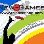 New Games - Frisbeesport