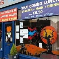 Jino's Thai Cafe, Headingley
