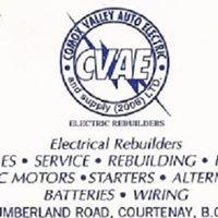 Comox Valley Auto Electric