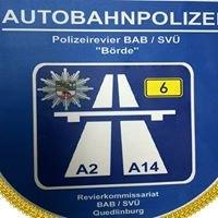 Autobahnpolizei Quedlinburg