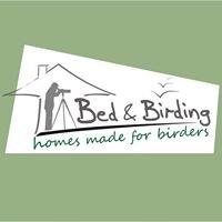 Bed & Birding - Homes made for Birders
