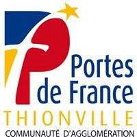 Communauté d'Agglomération Portes de France Thionville
