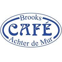 Brooks Café Achter de Mur