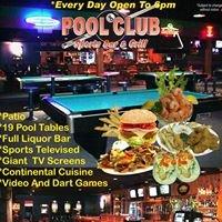 Pool Club Sports Bar & Grill (billards & darts)