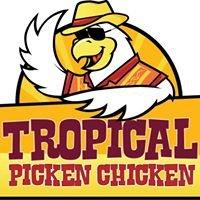 Tropical Picken Chicken Raleigh