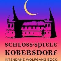 Schloss-Spiele Kobersdorf