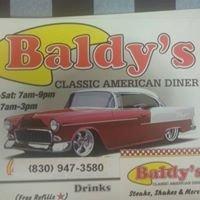 Baldys Classic American Diner La Vernia