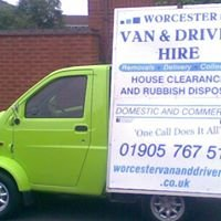 worcester removals & storage