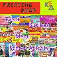 Printing Banner, Bunting Poster & etc.