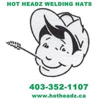 Hot Headz Welding Hats