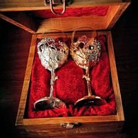 Goblets by S.A.M.
