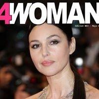 Revista 4WOMAN - The Femenine LifeStyle