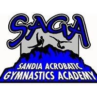 SAGA (Sandia Acrobatic Gymnastics Academy)