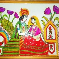 Glass Painting By Shafia