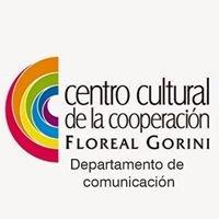 Departamento de Comunicación del Centro Cultural de la Cooperación