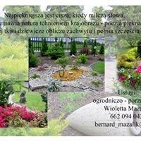 Usługi ogrodniczo-porządkowe Wioletta Mazalik