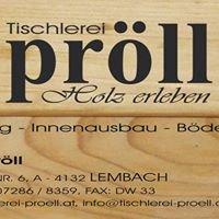 Tischlerei Pröll