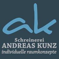 Schreinerei  Kunz