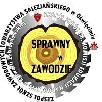 """Ogólnopolski Konkurs """"Sprawny w Zawodzie"""""""