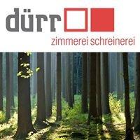 Dürr GmbH Zimmerei & Schreinerei & Möbelplaner, Setzingen- Langenau