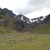 The Lost Valley At Glen Coe.