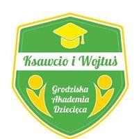 Grodziska Akademia Dziecięca Ksawcio i Wojtuś
