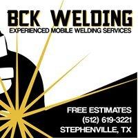 BCK Welding