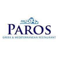 Paros - greek & mediterranean restaurant