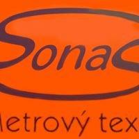 SONAS metrový textil