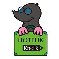 """Hotelik dla gryzoni i królików  """"Krecik"""""""