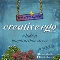 Creative Ego     Tania Moawad