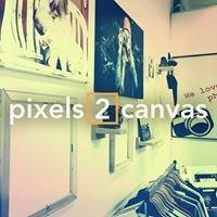 Pixels 2 Canvas