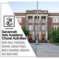 Savannah Arts Academy Chorus