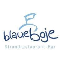 """Strandrestaurant & Bar """"blaue boje"""""""
