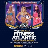 WBFF Fitness Atlantic