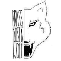 Krass Böser Wolf