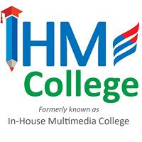 """IHM College """"Formerly known as In-House Multimedia College 英豪多媒体传播学院"""""""