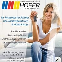 Hofer Karrosserie und Lack GmbH