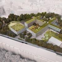 Nieuwe campus Unesco Koekelberg