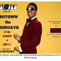 Motown On Mondays NYC