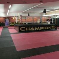 Champions Gym - Sports Center